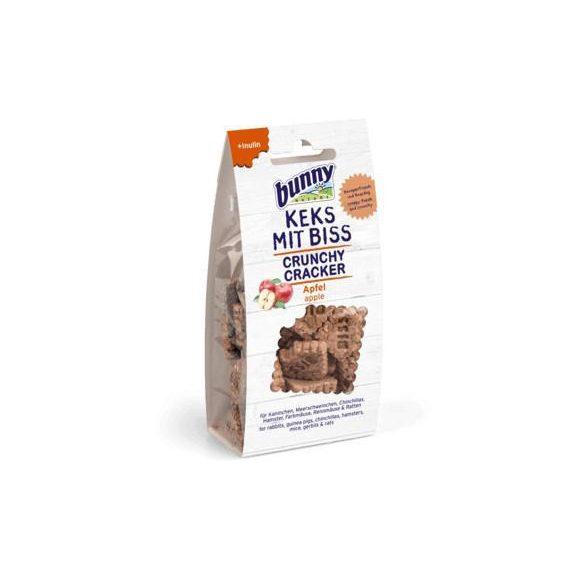 bunnyNature Crunchy Cracker - apple 50g