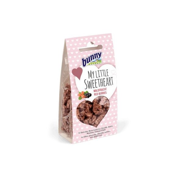 bunnyNature My little sweetheart - red berries 30g