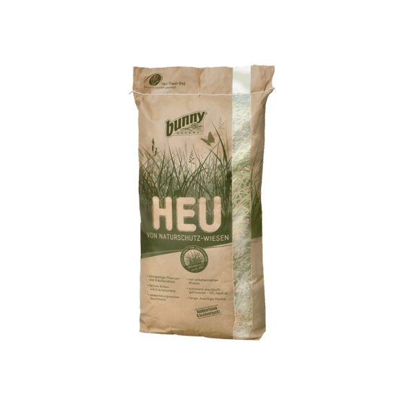 bunnyNature Hay from Nature Conservation Meadows 600g