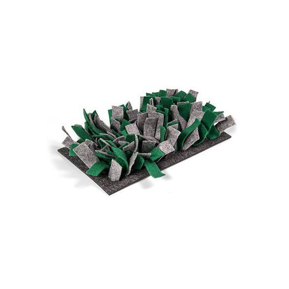 bunnyNature bunnyInteractive Snufflemat Felt (grey-green) 15x28cm