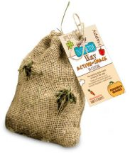 bunnyNature Hay-Active-Snack - Favourite veggies 30g