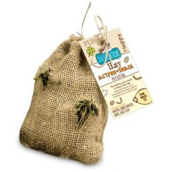 bunnyNature Hay-Active-Snack - The Wild 13 30g