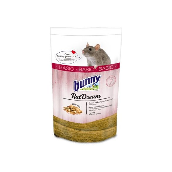 bunnyNature RatDream BASIC 500g