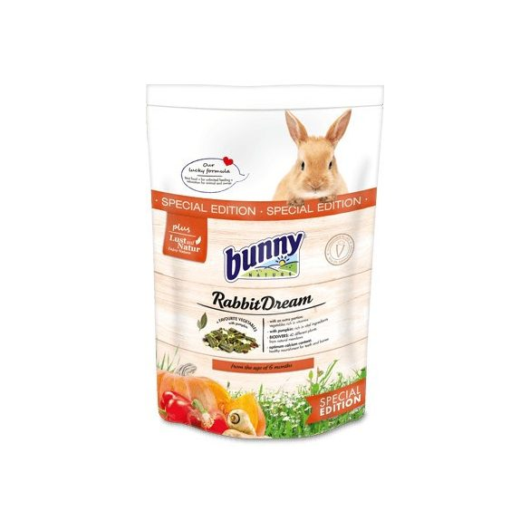 bunnyNature RabbitDream SPECIAL EDITION 1,5kg