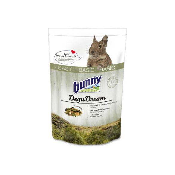 bunnyNature DeguDream BASIC 1,2kg