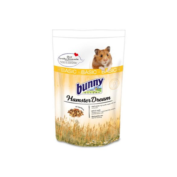 bunnyNature HamsterDream BASIC 400g