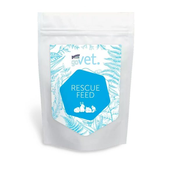 bunnyNature goVet RESCUE FEED 40g