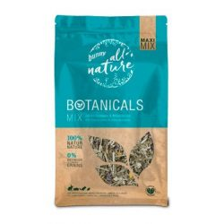 bunnyNature »all nature« BOTANICALS Mix with chervil stalks & malva blossoms 450g