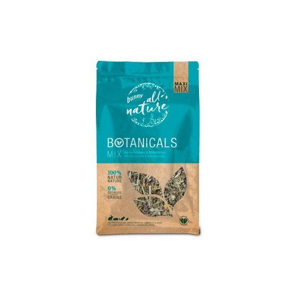 bunnyNature »all nature« BOTANICALS Mix with chervil stalks & malva blossoms 400g