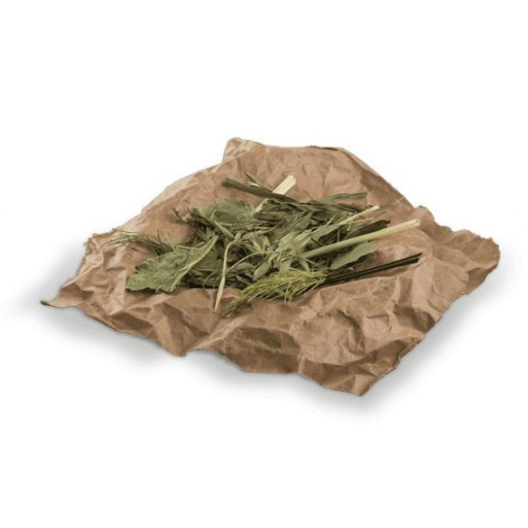 bunnyNature »all nature« BOTANICALS Mix with peppermint leaves & camomile blossoms 400g