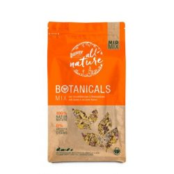 bunnyNature »all nature« BOTANICALS Mix with daisies & red clover flowers 120g