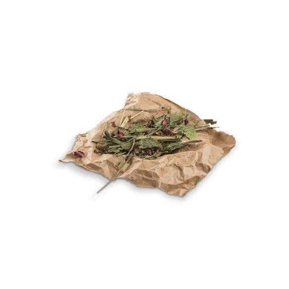 bunnyNature »all nature« BOTANICALS Mix of ribwort & rose blossoms 120g