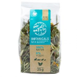 bunnyNature »all nature« BOTANICALS Mix with chervil stalks & malva blossoms 25g
