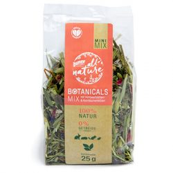 bunnyNature »all nature« BOTANICALS Mix with raspberry leaves & cornflower blossoms 25g
