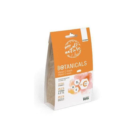 bunnyNature »all nature« BOTANICALS Vitamin C-Snack 150g