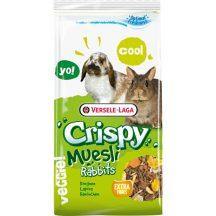 Versele-Laga Crispy Muesli Rabbits - Nyúl eledel 1kg