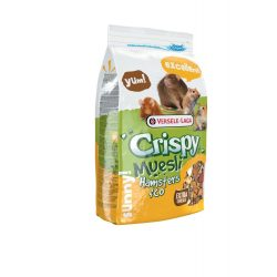 Versele-Laga Crispy Muesli Hamsters & Co - Hörcsög, Egér, Patkány eledel 1kg