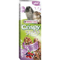 Versele-Laga Crispy Sticks Erdei Gyümölcsökkel 2×55g
