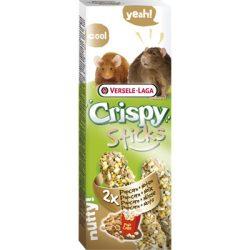 Versele-Laga Crispy Sticks Pattogatott Kukoricával és Mogyoróval 2×55g