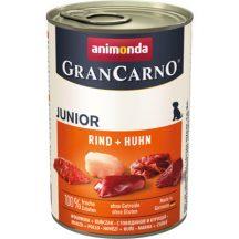 Animonda GranCarno Junior Marha + Csirke 400g