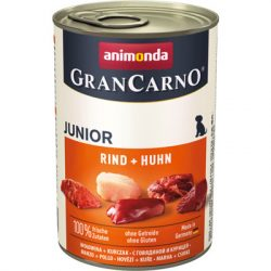 Animonda GranCarno Junior Marha + Csirke 400g