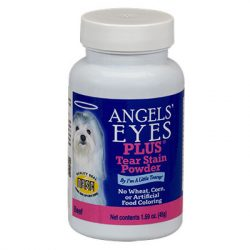 Angel's Eyes Könnyfolt Eltávolító Por Macskáknak és Kutyáknak 75g