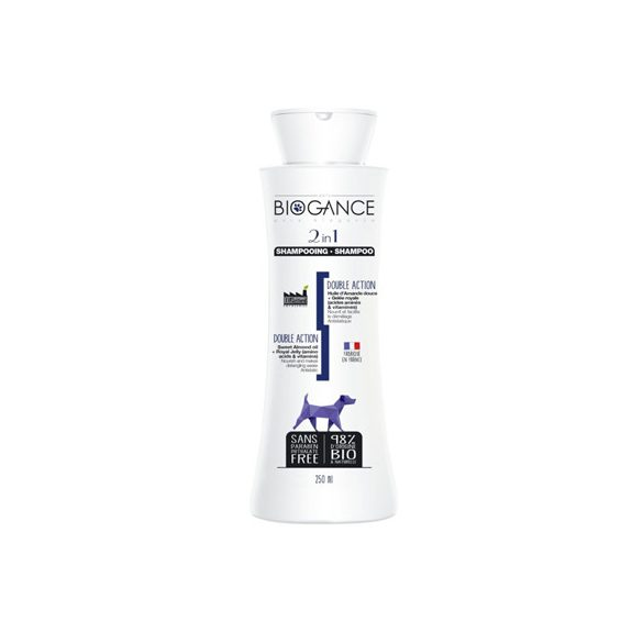 Biogance 2 in 1 Sampon 250ml