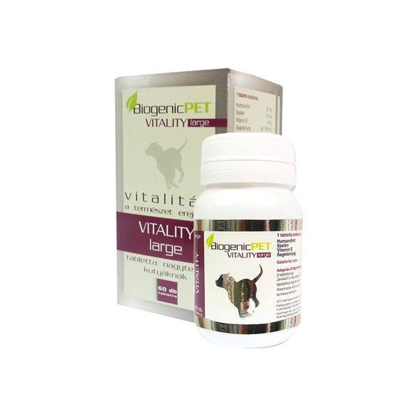 BiogenicPET Vitality Large 60db