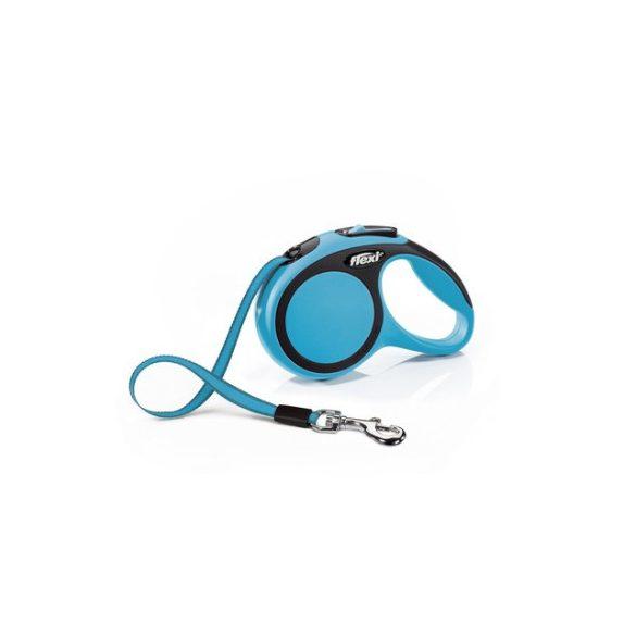 Flexi New Comfort XS Kék Szalagos 3m