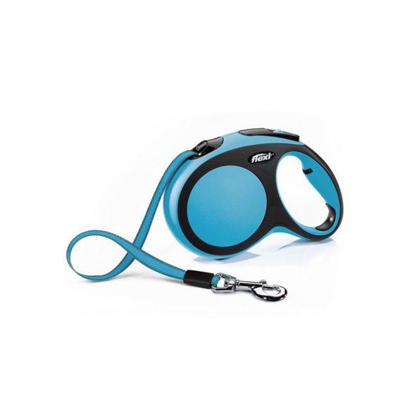 Flexi New Comfort L Kék Szalagos 5m