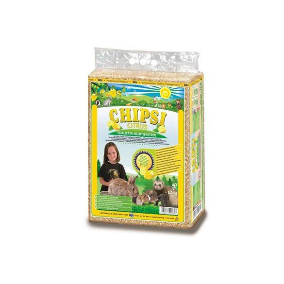 Chipsi Forgács Citrus 60l