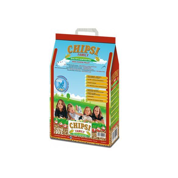 Chipsi Family Kukorica Pellet 20l