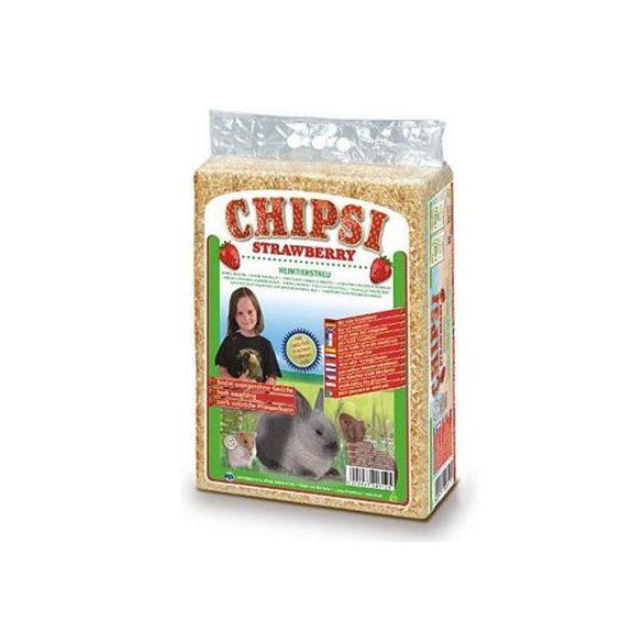 Chipsi Forgács Epres 60l