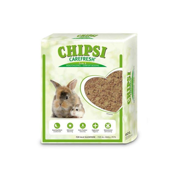 Chipsi Carefresh Original 60l