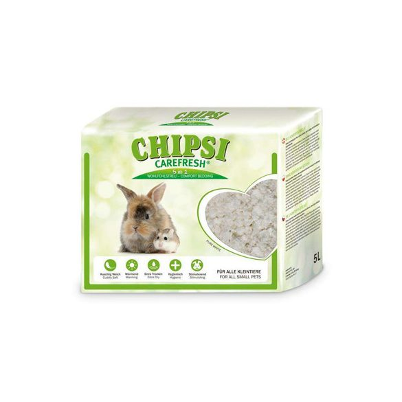 Chipsi Carefresh Pure White 5l