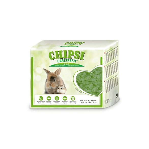 Chipsi Carefresh Forest Green 5l