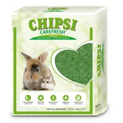 Chipsi Carefresh Forest Green 60l