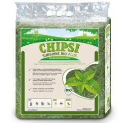 Chipsi Széna Bio Borsmenta 600g