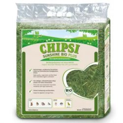 Chipsi Széna Bio Natúr 600g