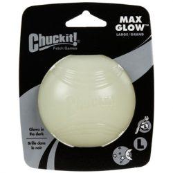 Chuckit Max Glow Fluoreszkáló Labda L