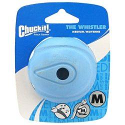 Chuckit The Whistler Fütyülős Labda M
