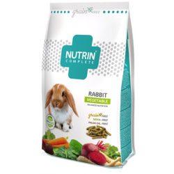 Nutrin Complete nyúleledel gabonamentes zöldséges 1,5kg