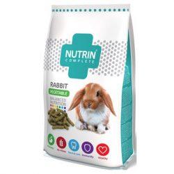Nutrin Complete Nyúl Eledel Zöldséges 1,5kg