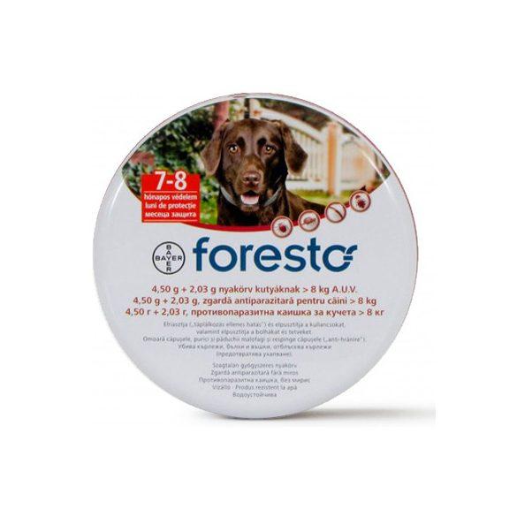 Foresto nyakörv 70cm