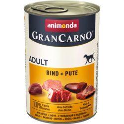 Animonda GranCarno Adult Marha + Pulyka 400g