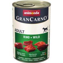 Animonda GranCarno Adult Marha + Vad 400g