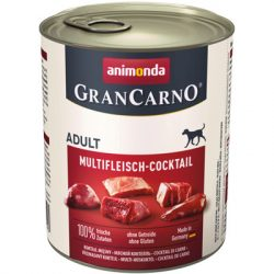 Animonda GranCarno Adult Multihúskoktél 800g