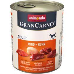 GranCarno Adult Marha + Csirke 800g