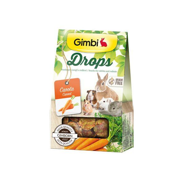 Gimbi snack drops répával 50g