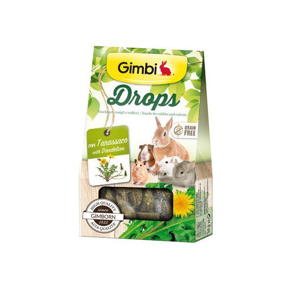 Gimbi snack drops pitypanggal 50g